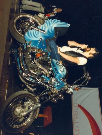 Claude en moto 2